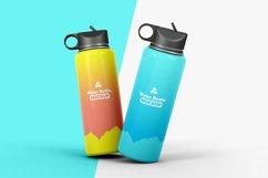 Water Bottle Mockup Product Image 1