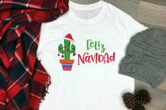 Spanish Christmas Bundle- SVG Product Image 3