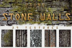 Stone walls textures, brick wall, walls background old Product Image 1
