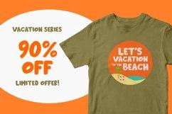 Beachday - Fun Display Font Product Image 2