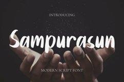 Web Font Sampurasun Font Product Image 1