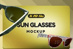 Sun Glasses Mockup Product Image 2