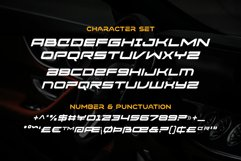 Siegra - Sporty Tech Font Product Image 3