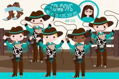 Cowboys vector, svg, png Product Image 5