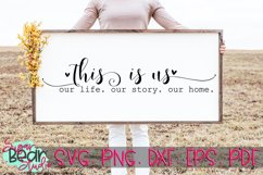 This Is Us - A Quote SVG Product Image 1