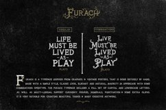 Furach Typeface + Bonus Product Image 3