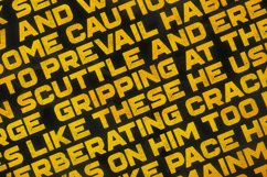 Grind Typeface Product Image 5