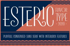 Esteric Playful Sans Serif Product Image 1