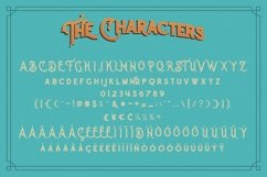 The Witch Typeface Product Image 3