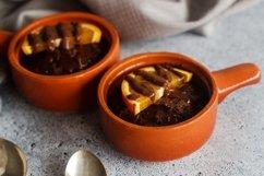 Chocolate pudding with orange Product Image 1