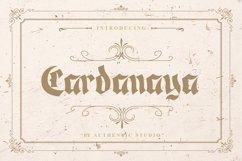 Cardanaya Blackletter Product Image 1