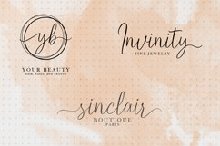 Vallerate Caligraphy Product Image 4
