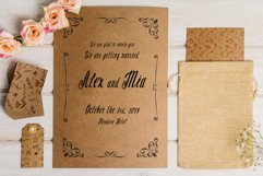 Milissa story script font Product Image 6