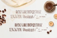 Espresso font Product Image 6