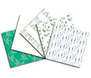 Watercolor Botanical Digital Paper Product Image 3