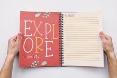 Web Font - Adelaide & Georgie - Friendly Handwriten Typeface Product Image 6