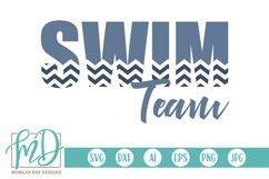 Swim - Swimming - Swim Team SVG Product Image 1