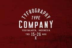 Courager Typeface (8 Fonts!) Product Image 5