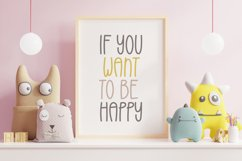 Rainbow - Cute Display Font Product Image 4