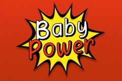 Web Font Super Hero Product Image 4