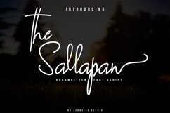 The Sallapan Product Image 1