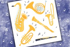 Musical Jazz instrument Product Image 1