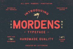 Mordens Product Image 1