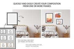 Frames & Walls Mockup Bundle - 6 Product Image 6