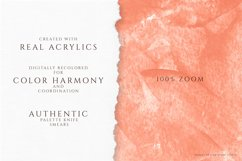 Peachy Acrylic Textures Product Image 7