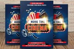 Cinema Movie Flyer Product Image 1