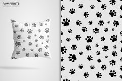 Paw Prints Seamless Patterns Product Image 3