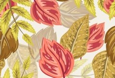 Vector Autumn Leaves Product Image 4