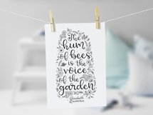 Honey Bumbles, a curly, round script font Product Image 4
