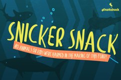 Snicker Snack Product Image 1
