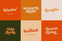 Roshelyn Typeface Product Image 5