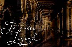 Beautiful Script - Asmelina Harley Font Product Image 4