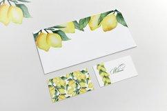 Watercolor Lemon Product Image 5