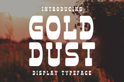 Gold Dust Product Image 1