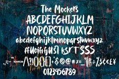 Web Font Mockers - Brush Font Product Image 5