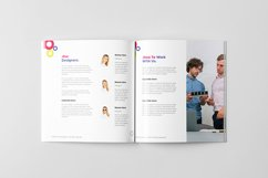 Creative Agency Brochure Square Template Product Image 5