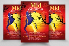 Mid Autumn Festival Flyer Template Product Image 1