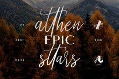 Seirra Typeface (Brush Font & Serif Font) plus SVG Font Product Image 4