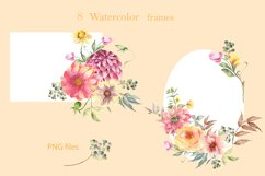 Watercolor frames Product Image 2
