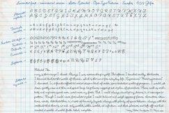 Specimen & Open Type functions