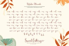 Sweet Cakery Script Product Image 3