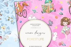Forest Life Patterns Product Image 3