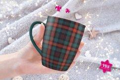 Plaid Pattern. Christmas seamless Pattern. Tartan. Product Image 3