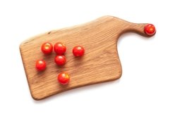 Bundle with fresh vegetables on wooden board. Product Image 2