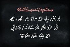 Chalk Talks - Chalk Script Font Product Image 11