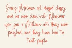 Creditor - Monoline Signature Font Product Image 5